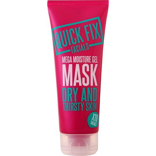 Quick Fix Facials Mega Moisture Gel Mask, 100 ml Quick Fix Kasvonaamio