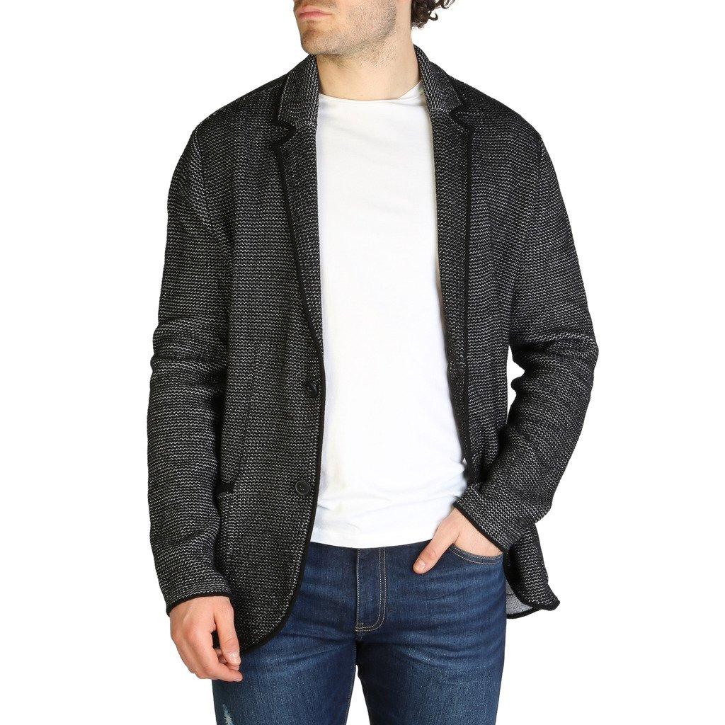 Armani Exchange Men's Jacket Black 3ZZG1E_ZMB2Z - black XS