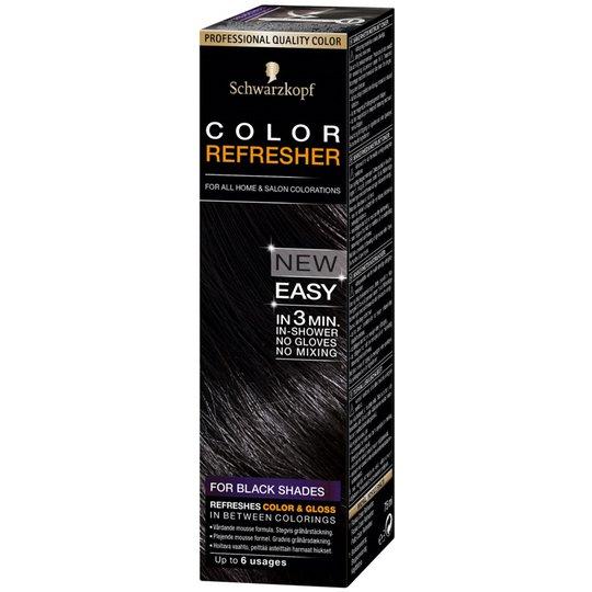 Hårfärgningsmedel Refresher Black Shades - 81% rabatt