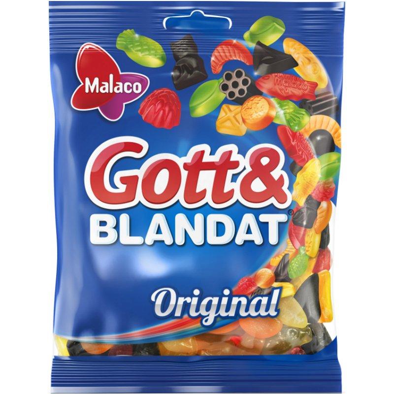 Gott & Blandat XL - 41% rabatt