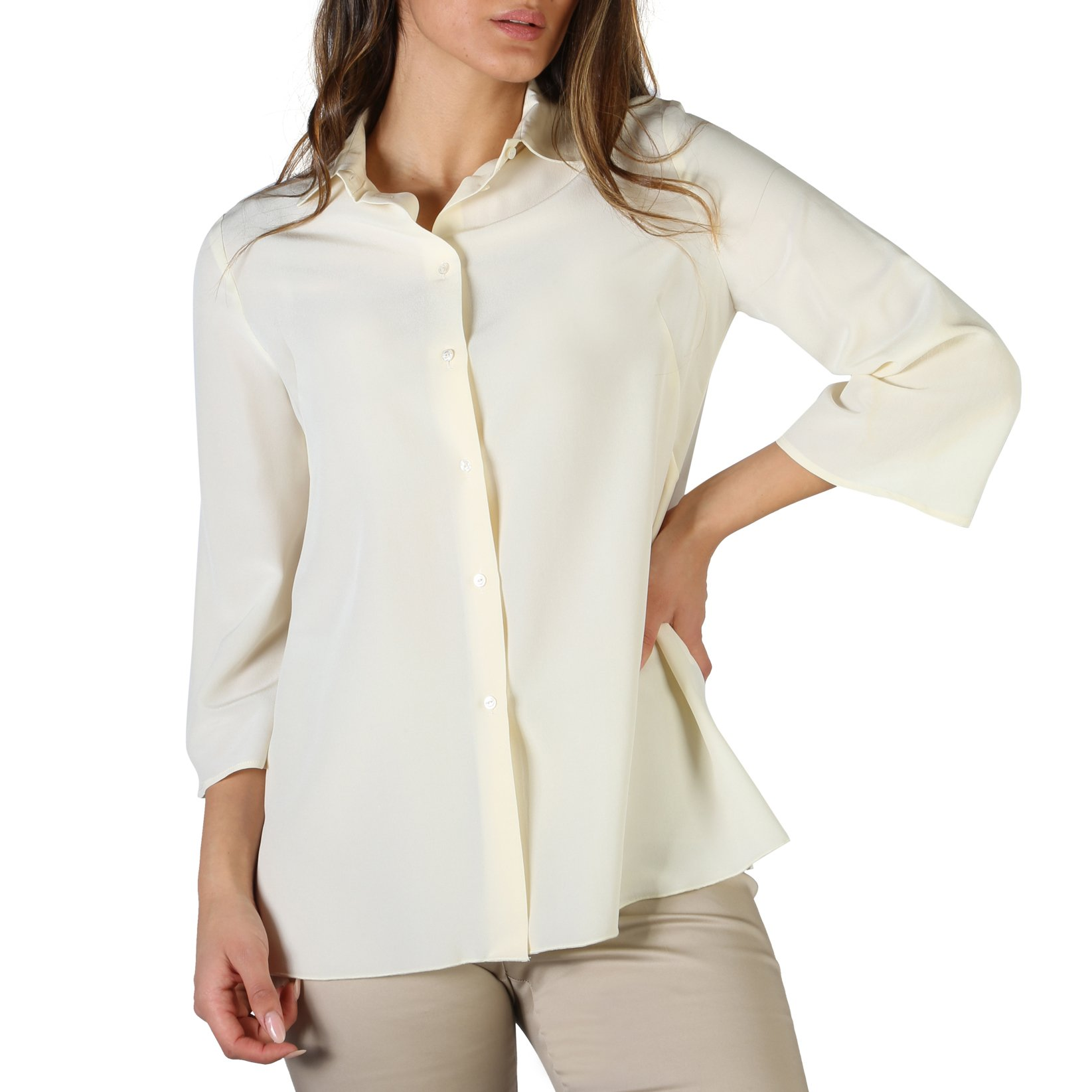 Fontana 2.0 Women's ANGELA Shirt Various Colours 325676 - white 40