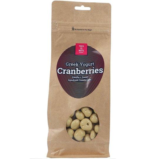 Greek Yogurt Cranberries - 25% rabatt