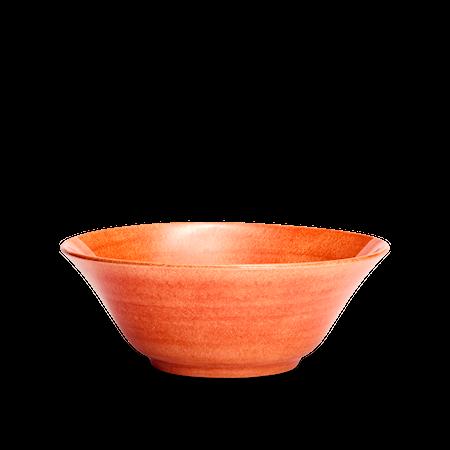 Basic Skål Stor Orange 200 cl