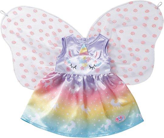 Baby Born Unicorn Fairy Outfit, 43 cm