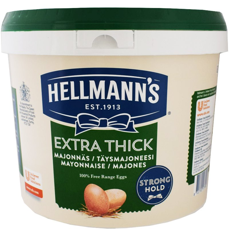 Hellmann's Majoneesi - 44% alennus