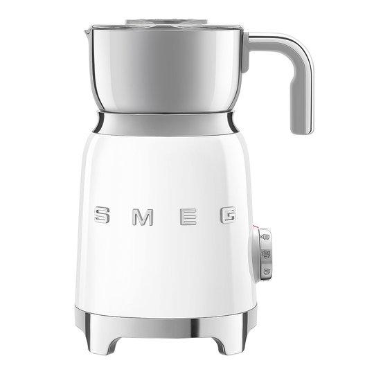 Smeg - 50's Style Mjölkskummare Vit