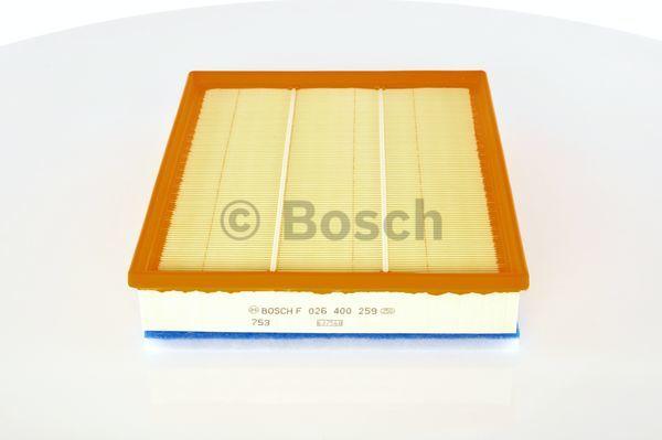 Ilmansuodatin BOSCH F 026 400 259