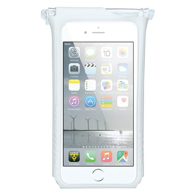 Topeak Smartphone Drybag, Mobilväska, Iphone 6/7/8, Vit