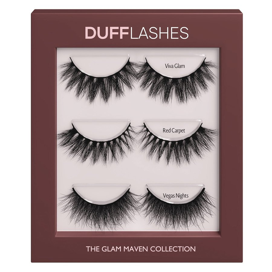 DUFFLashes - The Glam Maven