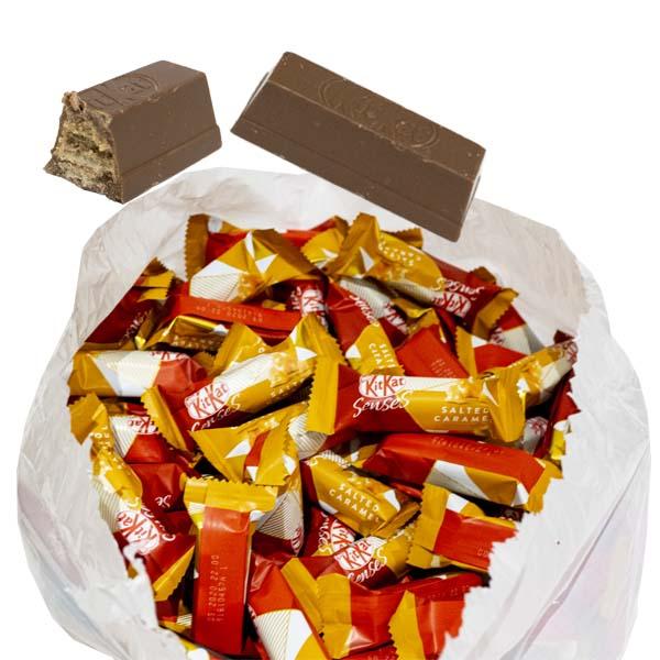 KitKat Senses Salted Caramel 1 kg