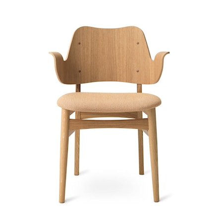 Gesture Chair S Cantaloup, Vitoljad Ek