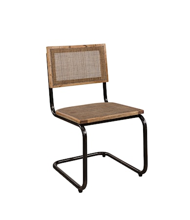 EMILE dining chair natural antique