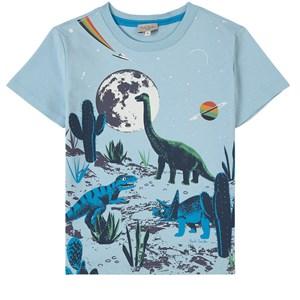 Paul Smith Junior Dino T-shirt Ljusblå 14 år