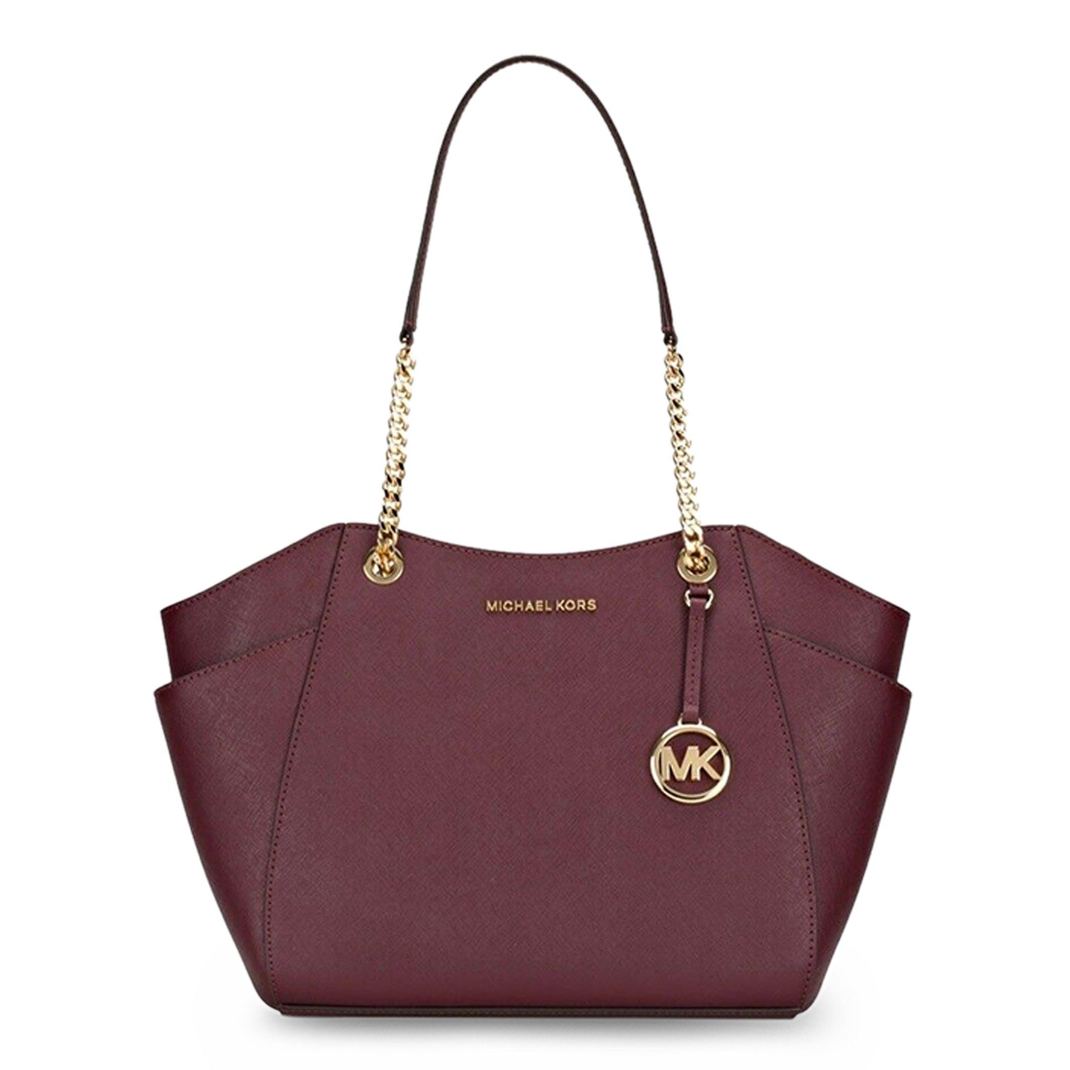 Michael Kors Women's Merlot Shoulder Bag Various Colours 346998 - red NOSIZE