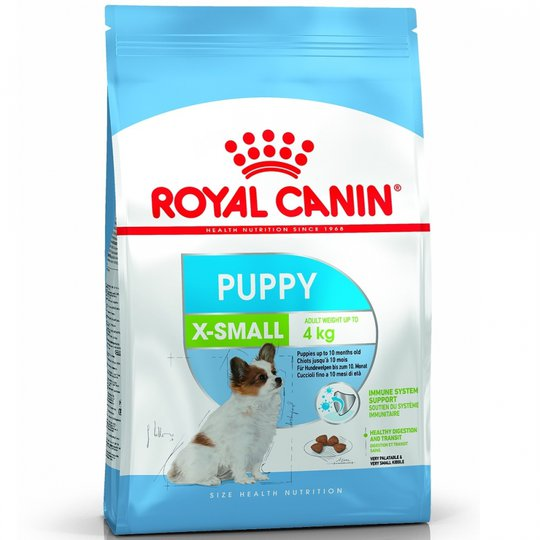 Royal Canin X-Small Puppy (1,5 kg)