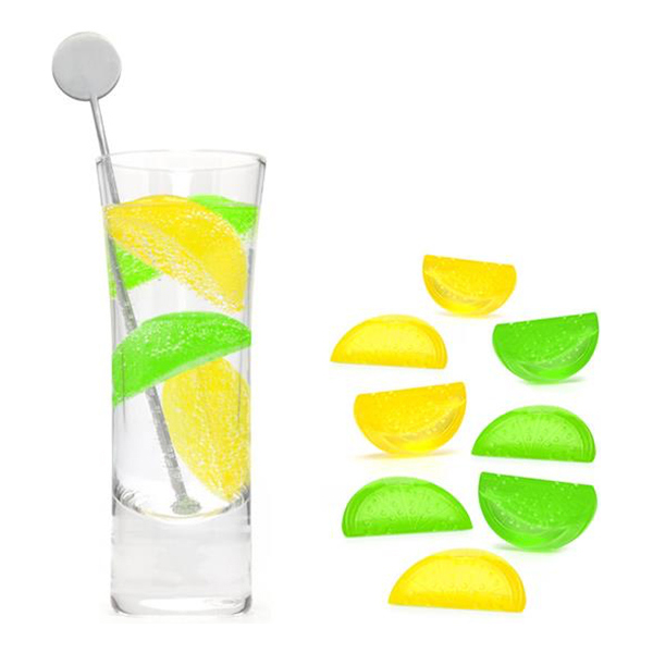 Iskuber Citron & Lime - 12-pack