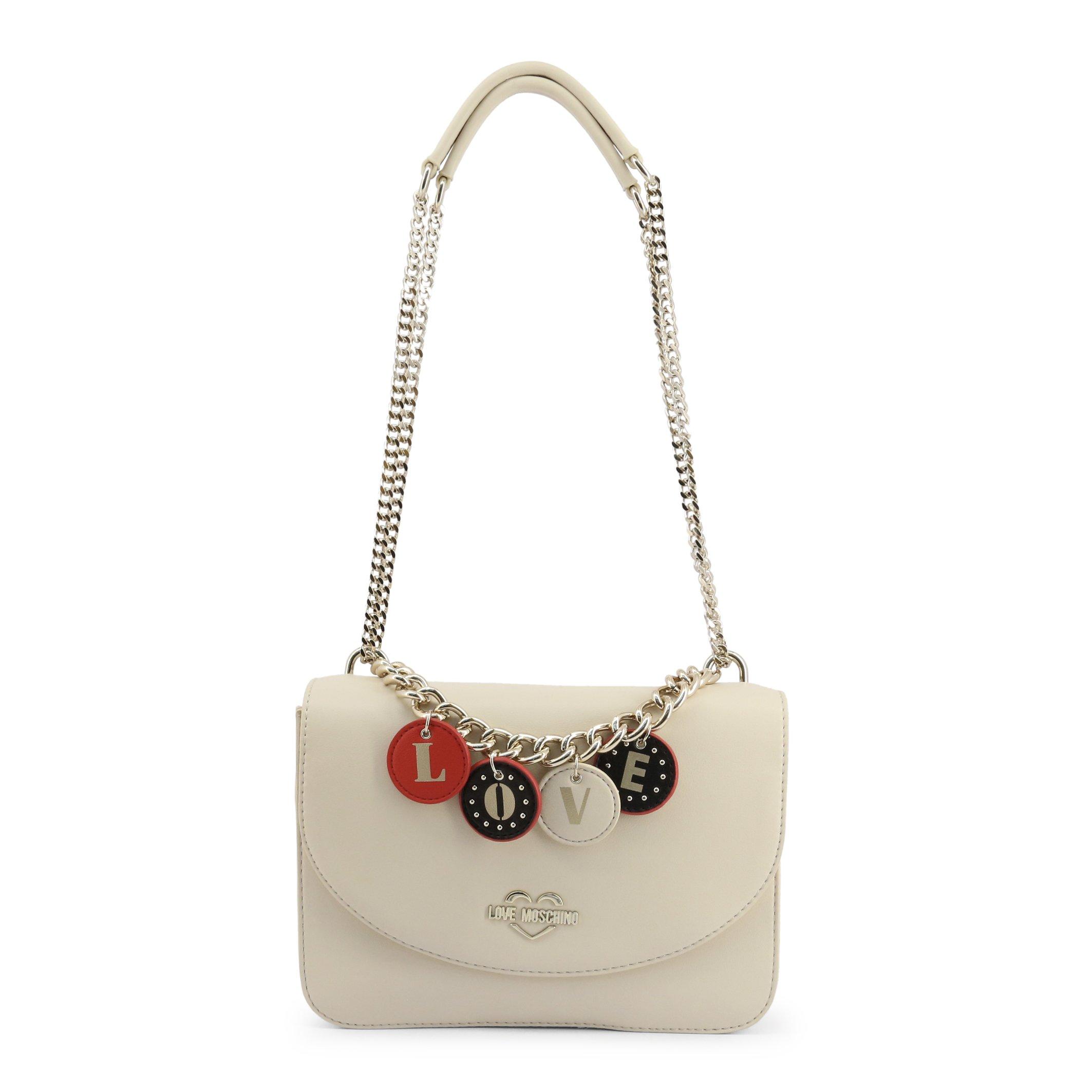 Love Moschino Women's Shoulder Bag Various Colours JC4226PP0BKD - white NOSIZE
