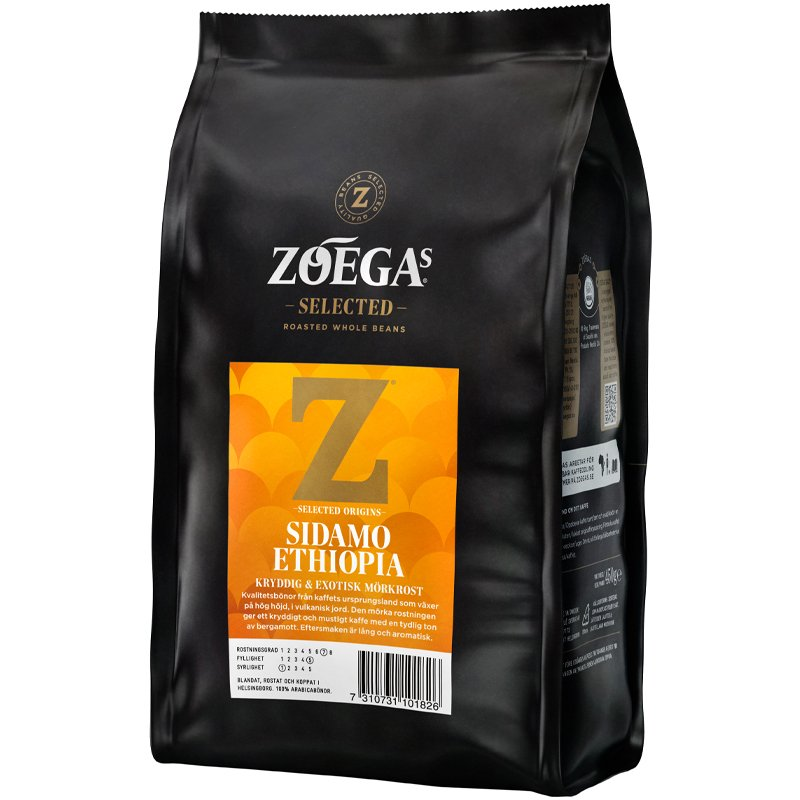 Kahvipavut Sidamo Ethiopia - 35% alennus