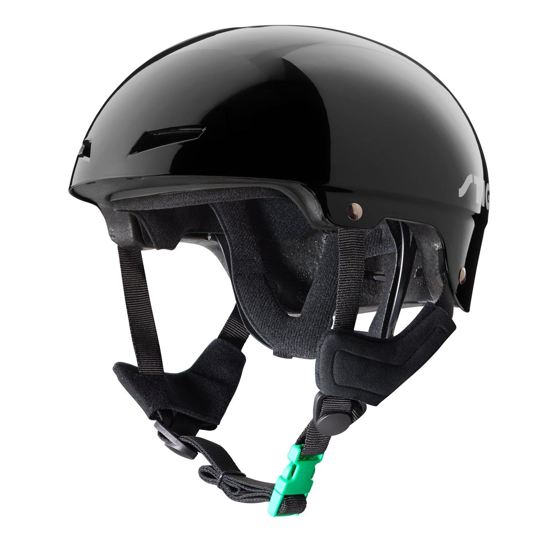 Stiga - Kids Helmet Play - Black S (48-52) (82-5041-04)