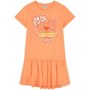 Kenzo Tiger Klänning Orange 14 år