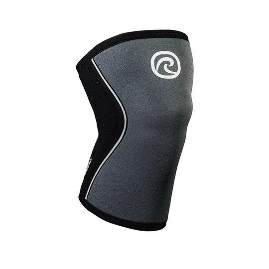RX Knee Sleeve, 5mm, Steel Grey/Black