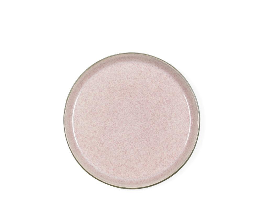 Bitz - Gastro Plate 21 cm - Grey/Light Pink (821407)