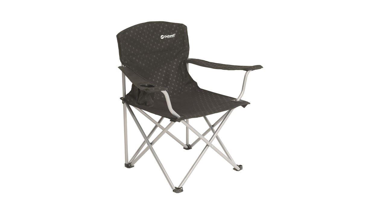 Outwell - Catamarca Chair - Black (470325)