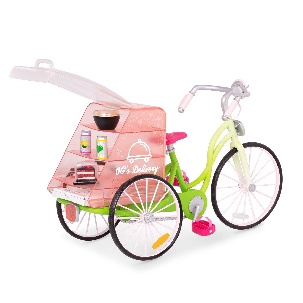 Our Generation - Delivery Bike (737963)