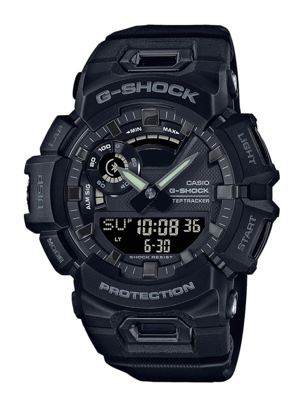 CASIO G-Shock Steptracker Bluetooth GBA-900-1AER