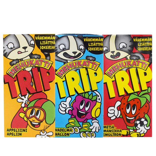 Trip Mehupaketti 3 x 2dl - 21% alennus