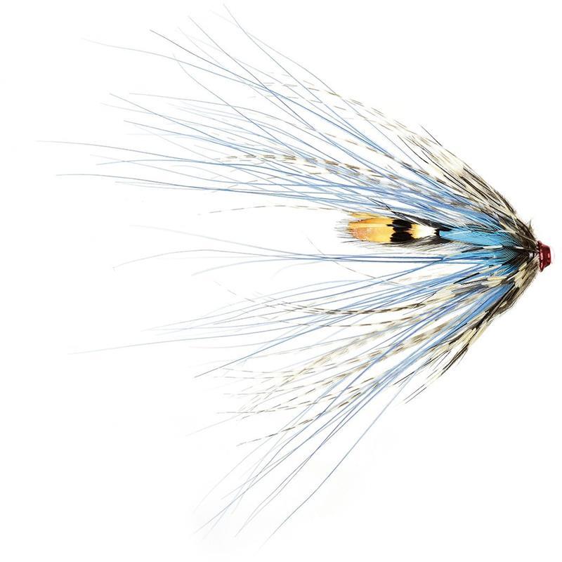Sea Trout Spey S. Silver Doctor Spey Mikael Frödin Fly Design