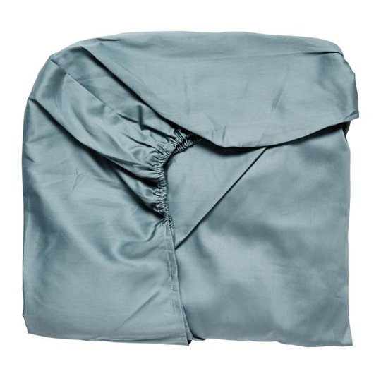 Muotoonommeltu Lakana, Soft Satin 90 Cm