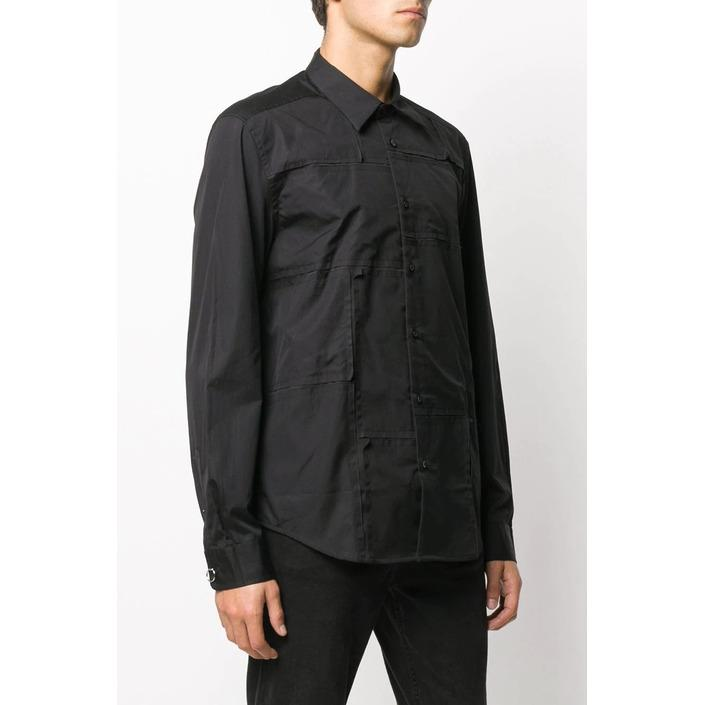 Diesel Men's Shirt Black 287451 - black S