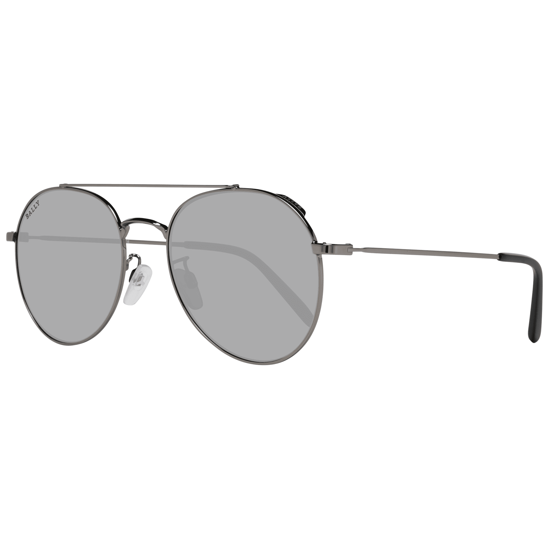 Bally Men's Sunglasses Gunmetal BY0008-D 5608A