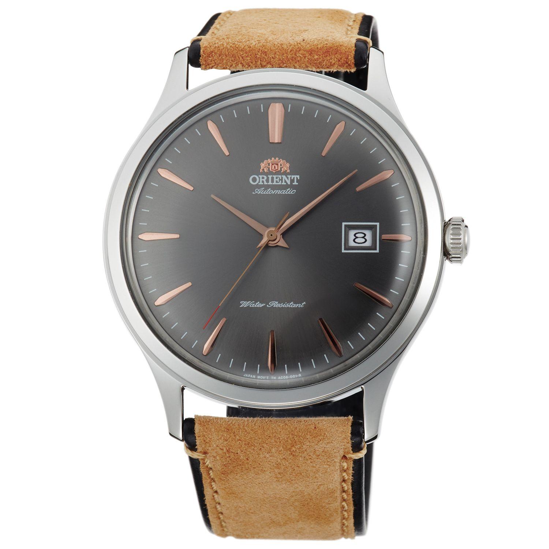 Orient Men's Watch Silver FAC08003A0
