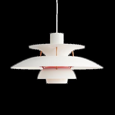 PH 5 Taklampe - Moderne Hvit