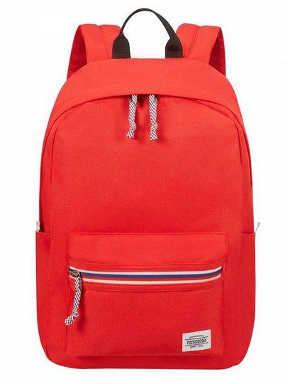 American Tourister Upbeat Zip Ryggsekk 19.5L, Red