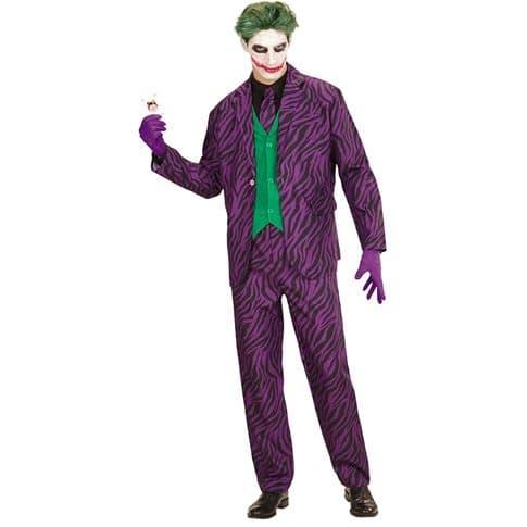 Jokern maskeraddräkt M