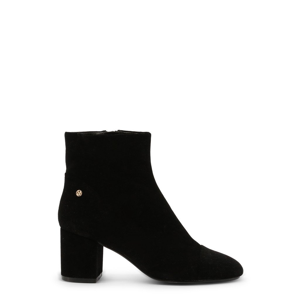 Roccobarocco Women's Ankle Boot Black RBSC1N201STD - black EU 37