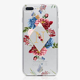 iPhone 7 Plus Clear Hard Case