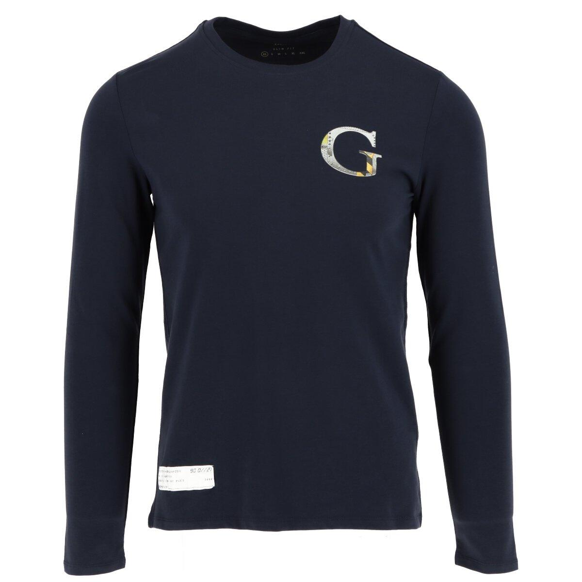 Guess Men's Sweater Various Colours 305533 - blue XS