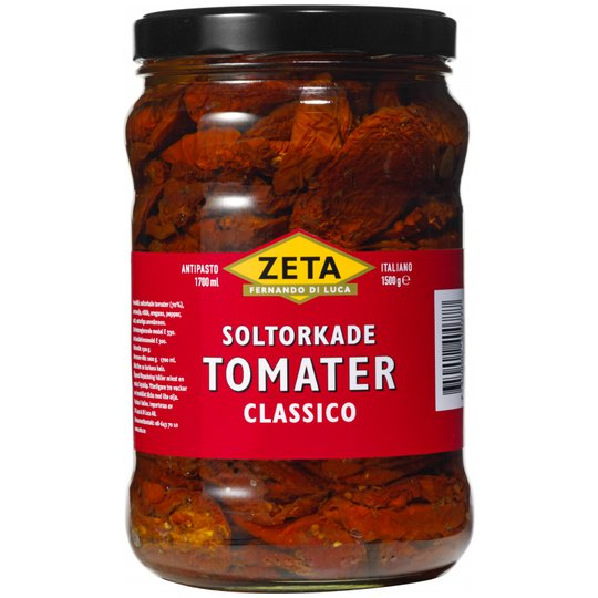 Soltorkade Tomater 1,5kg - 47% rabatt