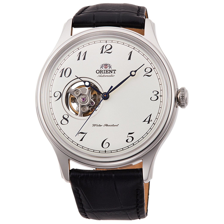 Orient Men's Watch Silver RA-AG0014S10B