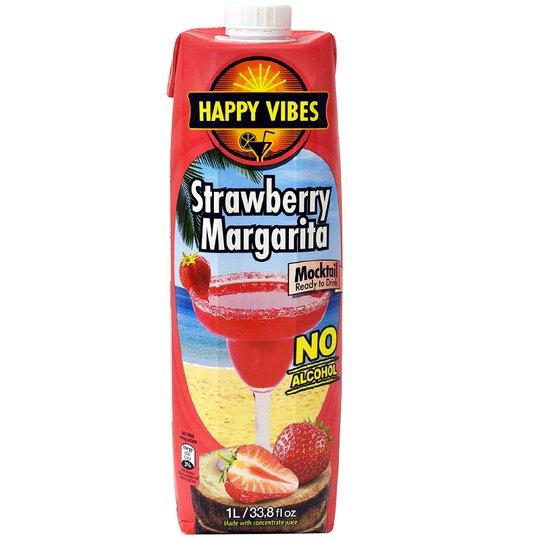 Strawberry Margarita - 15% rabatt