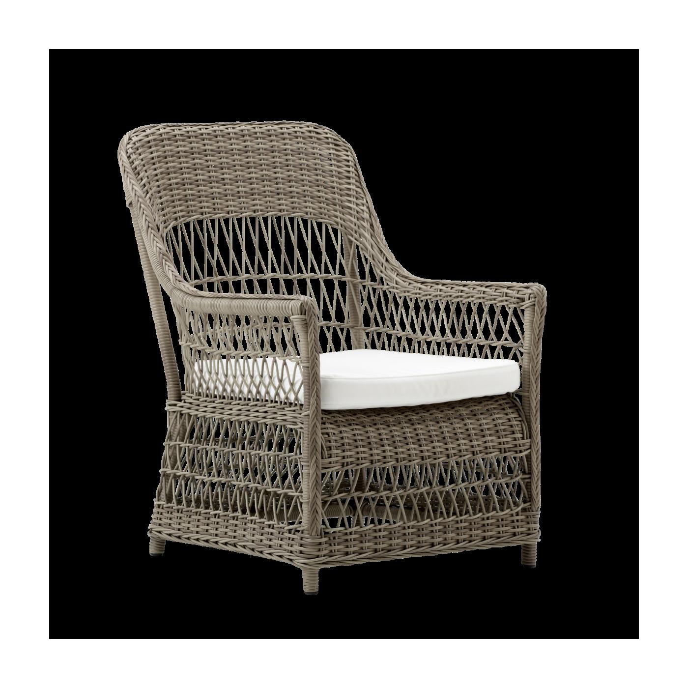 Fåtölj Dawn lounge chair Antique, Sika-design