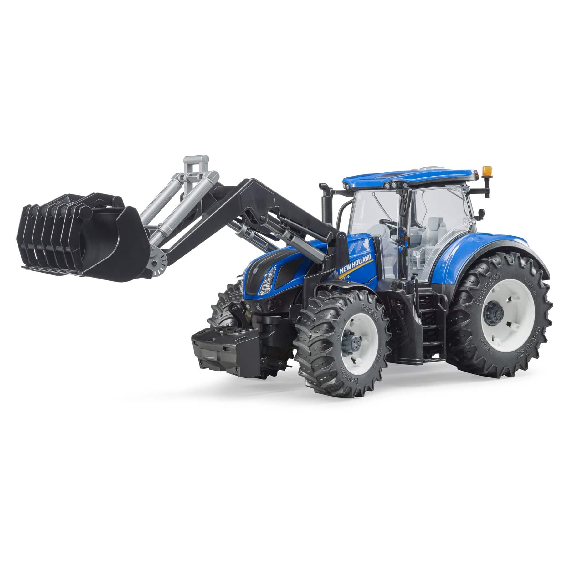 Bruder - New Holland T7.315 with frontloader (BR3121)