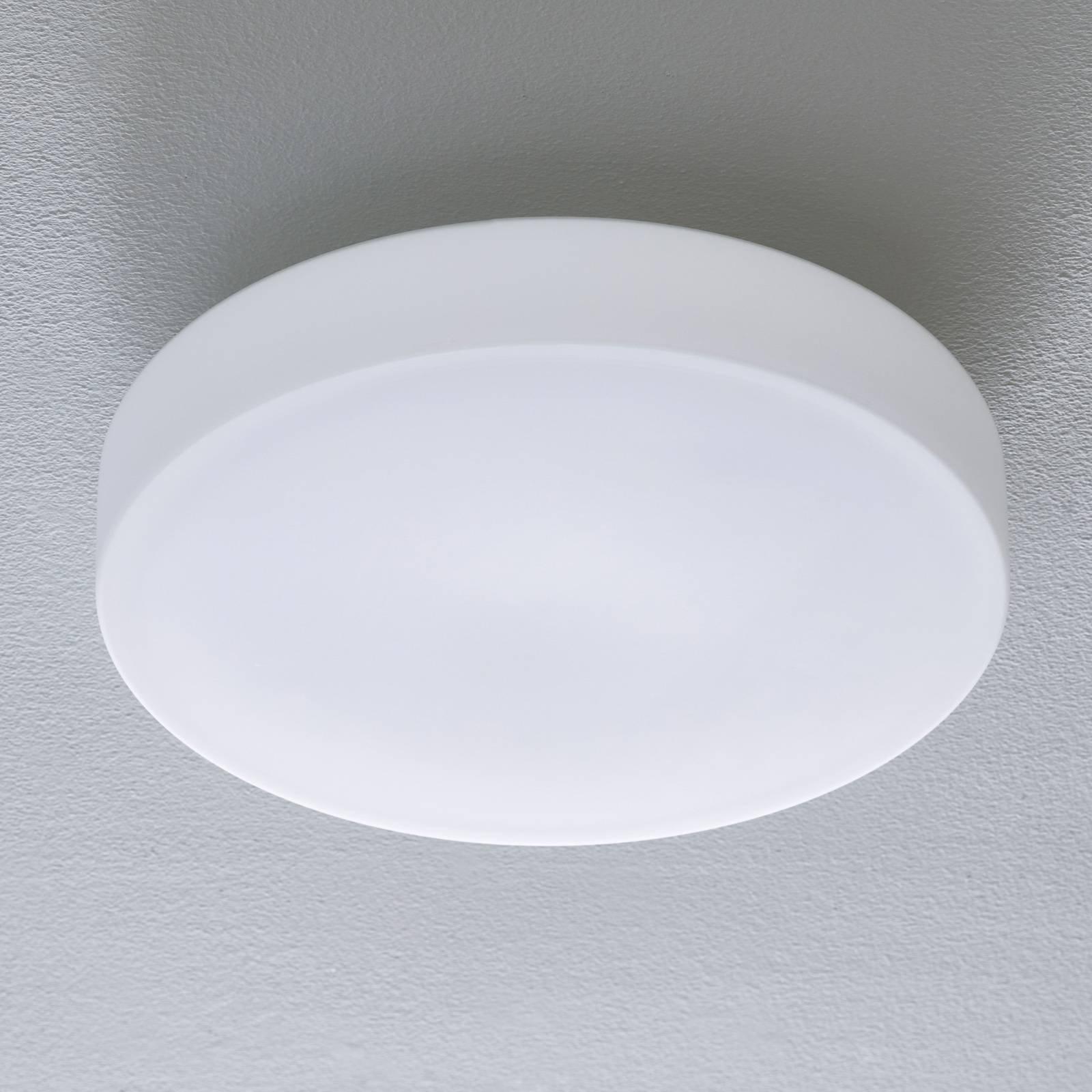 BEGA 50652 LED-taklampe opalglass 4 000 K Ø39cm
