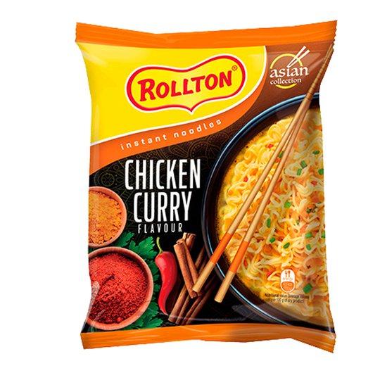 Nuudelit Curry & Kana - 15% alennus