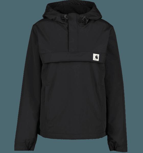 Carhartt W Nimbus Pullover Jackor BLACK