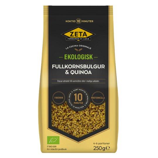 Fullkornsbulgur & Quinoa 250g - 70% rabatt